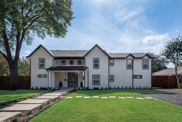 3850 Goodfellow Drive, Dallas, TX 75229 (MLS #14666269) :: RE/MAX Pinnacle Group REALTORS