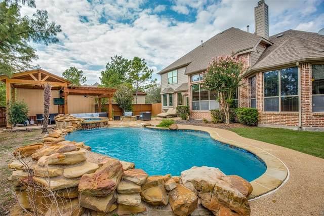 300 Foxcroft Lane, Keller, TX 76248 (MLS #14666277) :: Team Hodnett