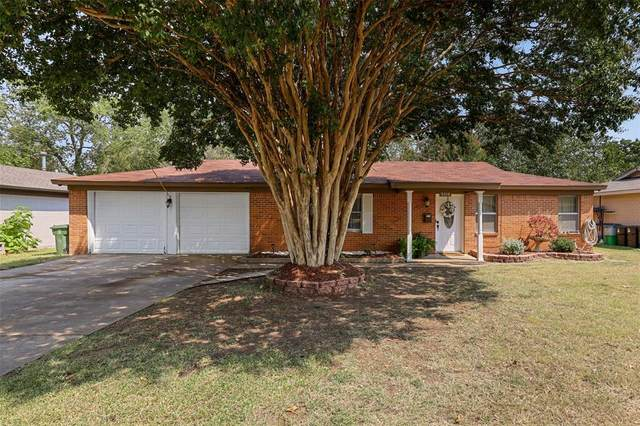 3510 Reeves Street, North Richland Hills, TX 76117 (MLS #14666278) :: Real Estate By Design