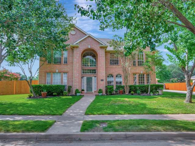 5116 Merced Drive, Fort Worth, TX 76137 (MLS #14666300) :: Front Real Estate Co.