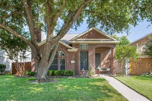 2813 Kyle Road, Rowlett, TX 75088 (MLS #14666311) :: Maegan Brest | Keller Williams Realty