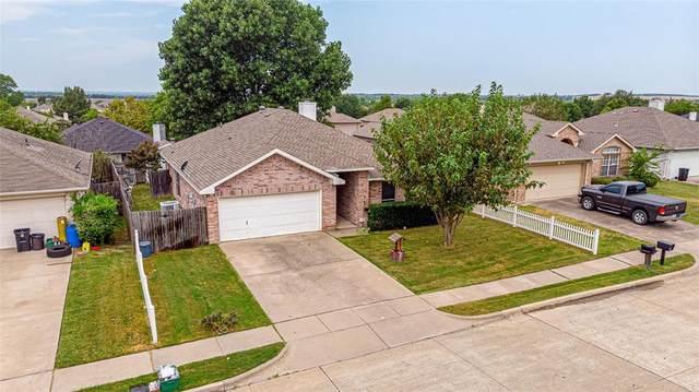 1401 Misty Drive, Midlothian, TX 76065 (MLS #14666342) :: Real Estate By Design