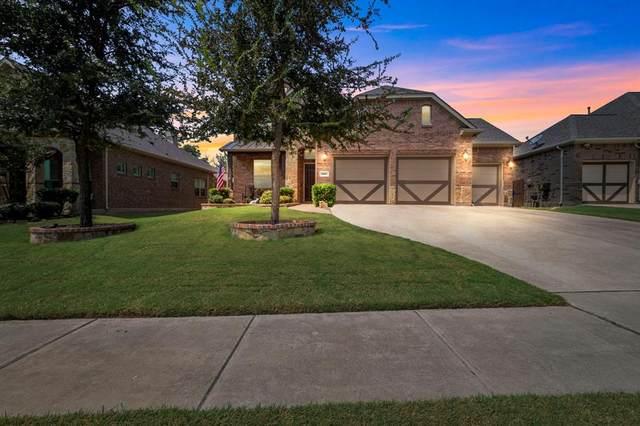 3005 Ridgeway Drive, Mckinney, TX 75071 (MLS #14666350) :: Real Estate By Design