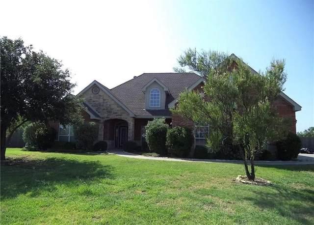 101 Prairie Harvest Road, Abilene, TX 79602 (MLS #14666358) :: Frankie Arthur Real Estate