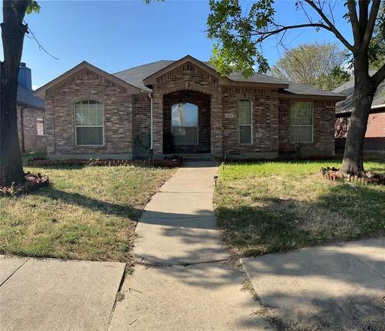 2013 Birch Bend, Mesquite, TX 75181 (MLS #14666410) :: Real Estate By Design