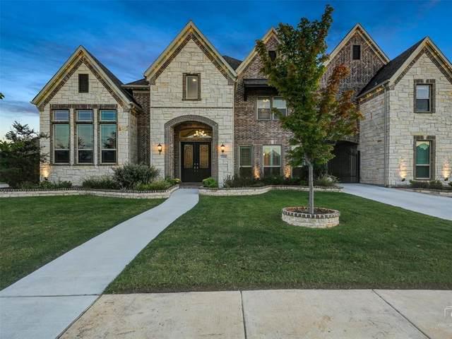 1800 Sweetwater Lane, Prosper, TX 75078 (MLS #14666417) :: Real Estate By Design