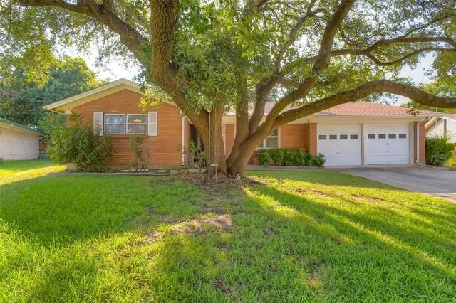 5844 Waltham Avenue, Fort Worth, TX 76133 (MLS #14666426) :: Real Estate By Design