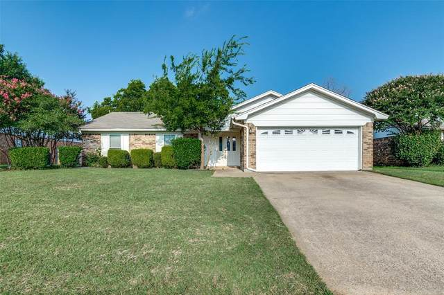 3429 Murphy Drive, Bedford, TX 76021 (MLS #14666458) :: The Chad Smith Team