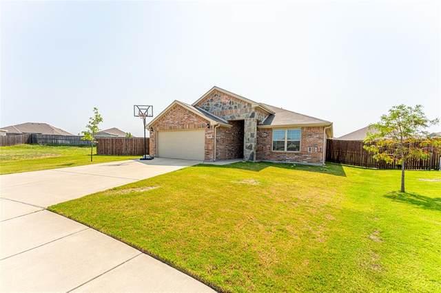 4005 Highplains Drive, Sanger, TX 76266 (MLS #14666467) :: The Mauelshagen Group