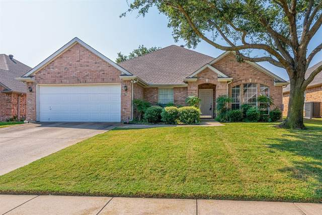 1709 Flatwood Drive, Flower Mound, TX 75028 (MLS #14666470) :: Real Estate By Design