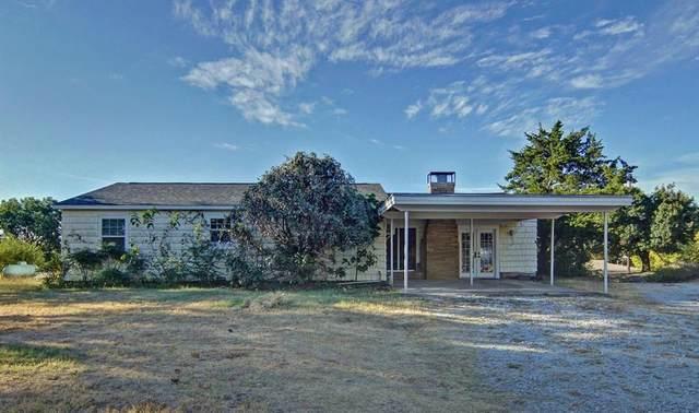1436 W Ball Street, Weatherford, TX 76086 (MLS #14666482) :: Craig Properties Group