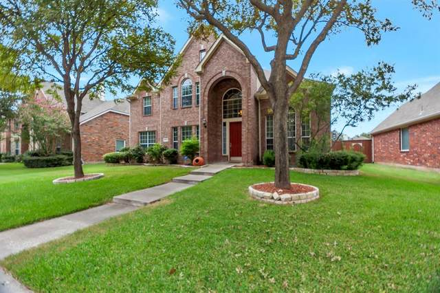 14625 Alstone Drive, Frisco, TX 75035 (MLS #14666513) :: Craig Properties Group