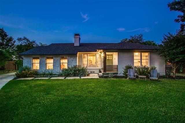 9968 Mixon Drive, Dallas, TX 75220 (MLS #14666536) :: Real Estate By Design