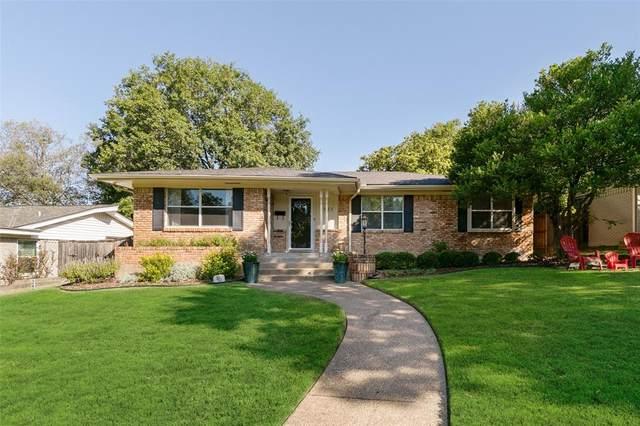 9823 Lanshire Drive, Dallas, TX 75238 (MLS #14666540) :: Robbins Real Estate Group