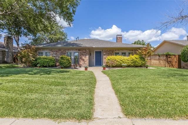 2629 Landershire Lane, Plano, TX 75023 (MLS #14666551) :: Real Estate By Design