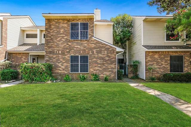 716 Woodbend Drive, Lewisville, TX 75067 (MLS #14666584) :: Real Estate By Design