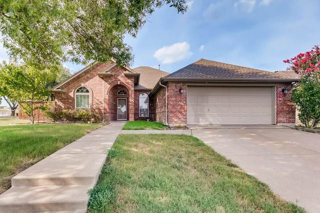 8301 Emerald Circle, North Richland Hills, TX 76180 (MLS #14666609) :: Real Estate By Design
