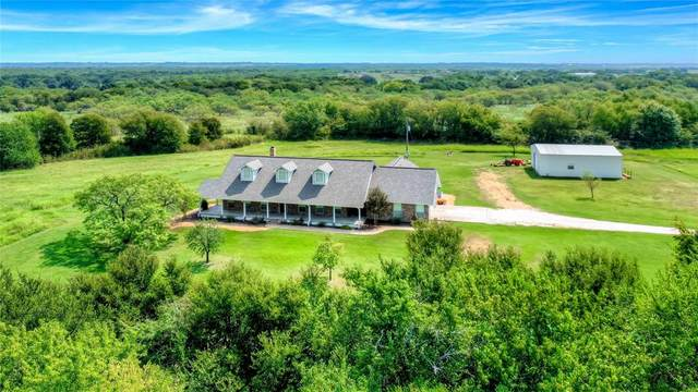 4000 Gibbons Road, Sherman, TX 75092 (MLS #14666629) :: VIVO Realty