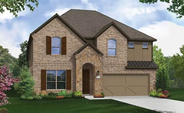 408 Windy Knoll Road, Fort Worth, TX 76028 (MLS #14666632) :: Real Estate By Design