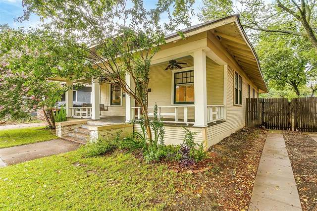 1935 Hurley Avenue, Fort Worth, TX 76110 (MLS #14666646) :: Real Estate By Design