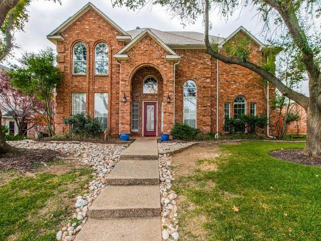 628 Forest Bend Drive, Plano, TX 75025 (MLS #14666667) :: Real Estate By Design