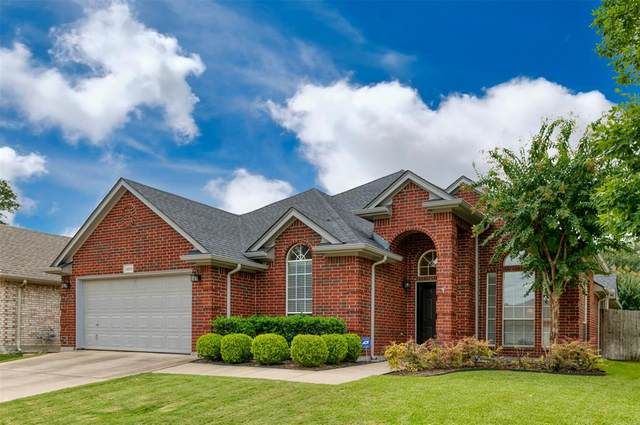 2800 Calico Rock Drive, Fort Worth, TX 76131 (MLS #14666679) :: Trinity Premier Properties