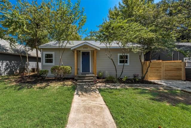 2302 Denison Street, Denton, TX 76201 (MLS #14666686) :: The Chad Smith Team