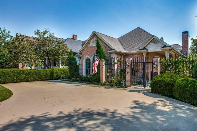 1313 Belle Place, Fort Worth, TX 76107 (MLS #14666703) :: Real Estate By Design