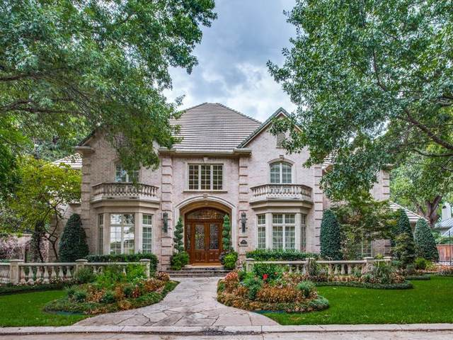 6953 Laurel Valley Drive, Fort Worth, TX 76132 (MLS #14666716) :: Real Estate By Design