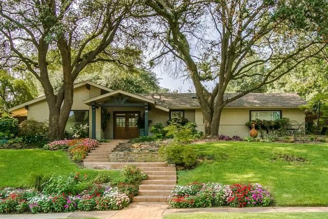 323 Chaparral Drive, Richardson, TX 75080 (MLS #14666738) :: Real Estate By Design