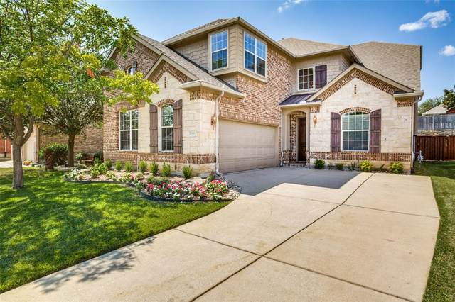 3609 Timothy Drive, Flower Mound, TX 75022 (MLS #14666740) :: Craig Properties Group