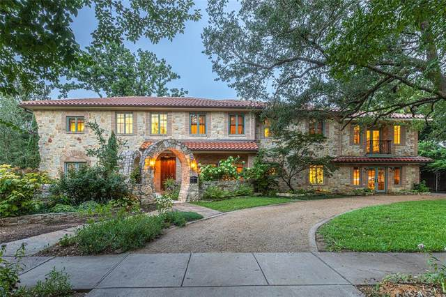 7130 Brookcove Lane, Dallas, TX 75214 (MLS #14666742) :: Craig Properties Group