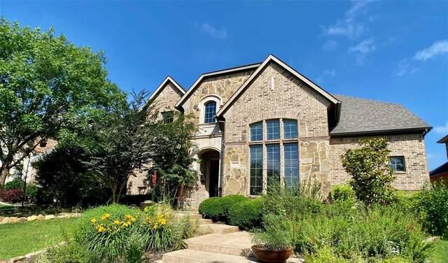 616 Sword Bridge Drive, Lewisville, TX 75056 (MLS #14666743) :: Craig Properties Group