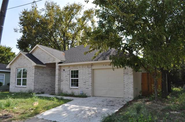 700 E Parks Avenue, Waxahachie, TX 75165 (MLS #14666840) :: Epic Direct Realty