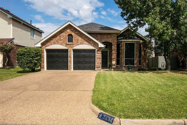 3334 Willouby Drive, Grand Prairie, TX 75052 (MLS #14666845) :: Real Estate By Design