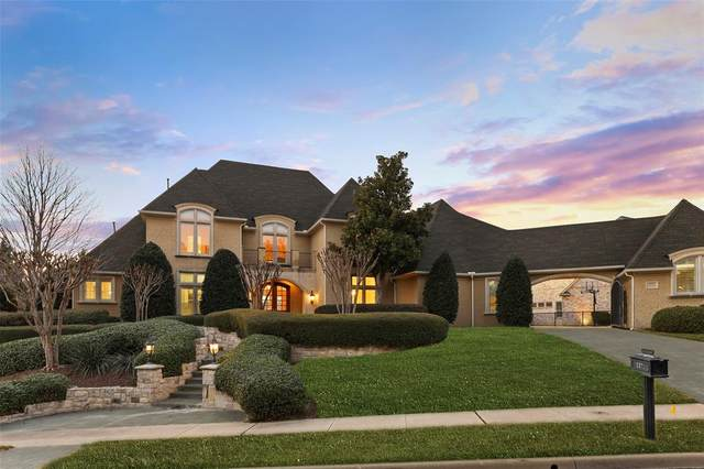 5371 Lago Vista Lane, Frisco, TX 75034 (MLS #14666859) :: Real Estate By Design