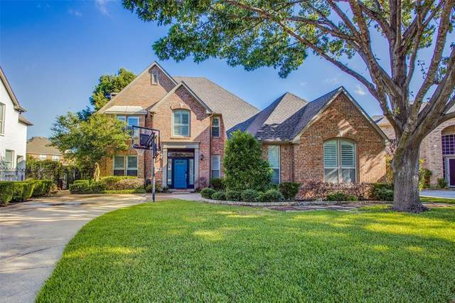 1048 Basilwood Drive, Coppell, TX 75019 (MLS #14666870) :: All Cities USA Realty