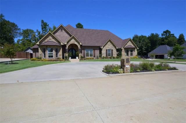 1101 Masters Way, Longview, TX 75605 (MLS #14666873) :: Real Estate By Design