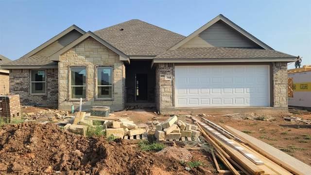 344 Carriage Hills Parkway, Abilene, TX 79602 (MLS #14666909) :: The Juli Black Team