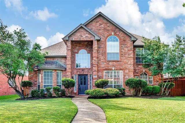 2808 Camp Wood Court, Plano, TX 75025 (MLS #14666938) :: Craig Properties Group
