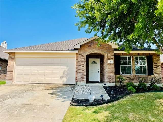 4513 Hounds Tail Lane, Fort Worth, TX 76244 (MLS #14666939) :: Maegan Brest | Keller Williams Realty