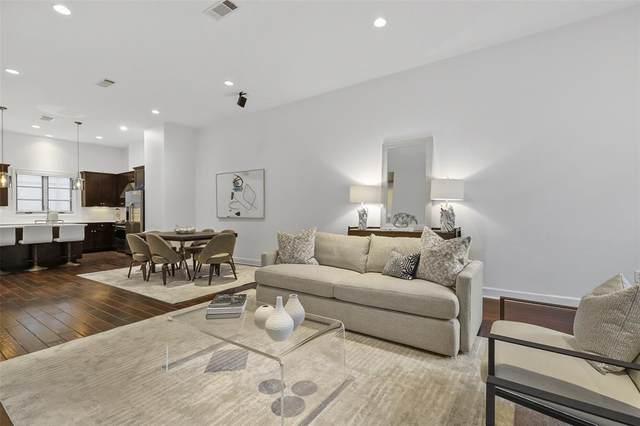3210 Carlisle Street #37, Dallas, TX 75204 (#14666940) :: Homes By Lainie Real Estate Group