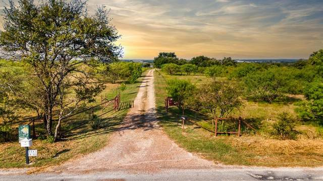 5581 Cty Rd 522, Stephenville, TX 76401 (MLS #14666982) :: All Cities USA Realty