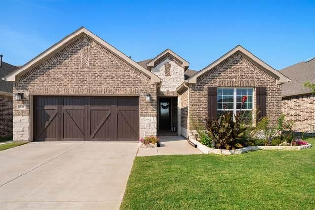 521 Hay Barn Hollow, Celina, TX 75009 (MLS #14666988) :: The Mauelshagen Group