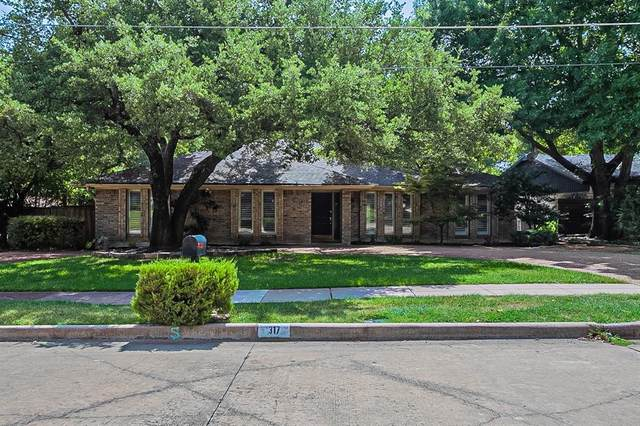 317 Ridgebriar Drive, Richardson, TX 75080 (MLS #14667007) :: Russell Realty Group