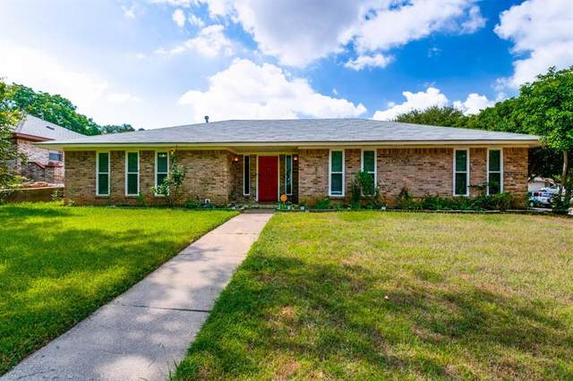 1368 Juniper Lane, Lewisville, TX 75077 (MLS #14667024) :: Real Estate By Design
