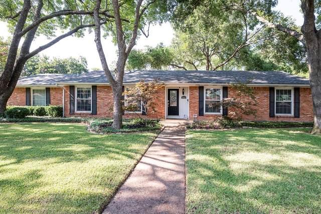3551 Flaxley Drive, Dallas, TX 75229 (MLS #14667060) :: Real Estate By Design