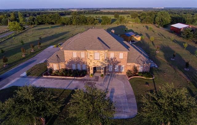 374 S Larkin Road, Sunnyvale, TX 75182 (MLS #14667066) :: Real Estate By Design