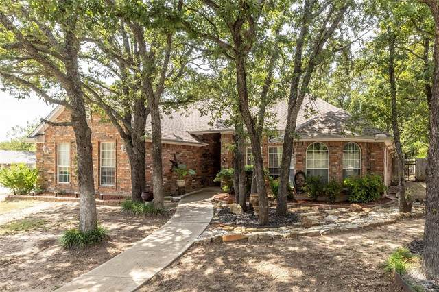 514 Longo Court, Runaway Bay, TX 76426 (MLS #14667075) :: Russell Realty Group