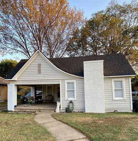 2920 Bomar Avenue, Fort Worth, TX 76103 (#14667088) :: Homes By Lainie Real Estate Group